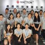 Dongguan Mactron Tech Staff Joint Photo