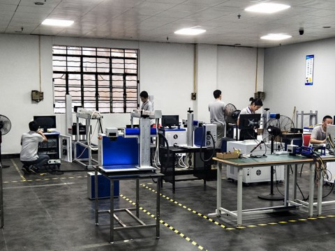 Assembly Workshop of Matctron Tech