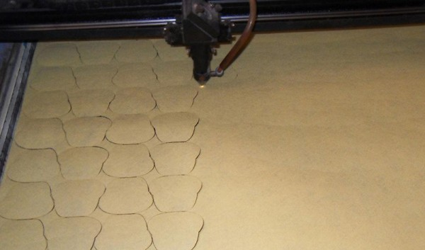 Laser Cutting for Textile Toys