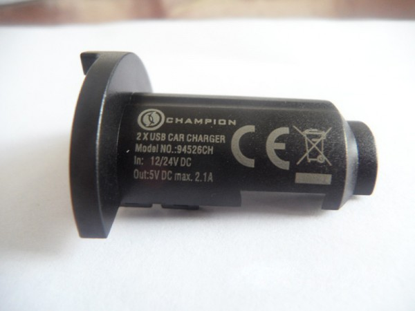 Laser Marking on Plastic Item