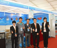 Mactron Tech Attend Laser Exhibition
