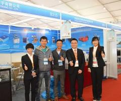 Mactron Tech Attend Laser Exhibition
