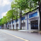 Mactron Tech Laser Company Factory Wiew