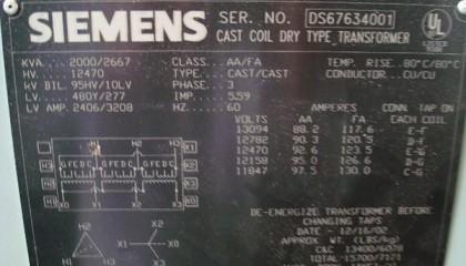 nameplate parameter printed by laser marking machine system