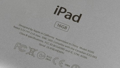 nameplate printed by laser marking printing machine