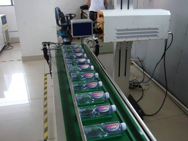 Online Laser Marking Machine for Marking Date for Beverage