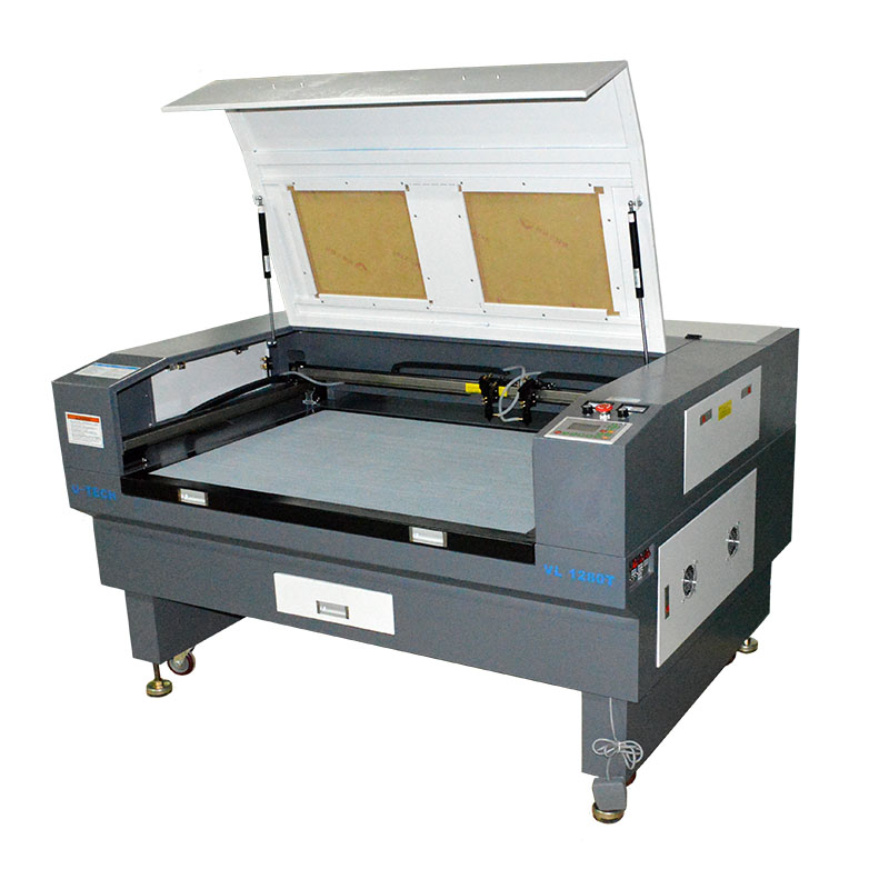 Double Heads Laser Cutting Engraving Machine System MT-1280D