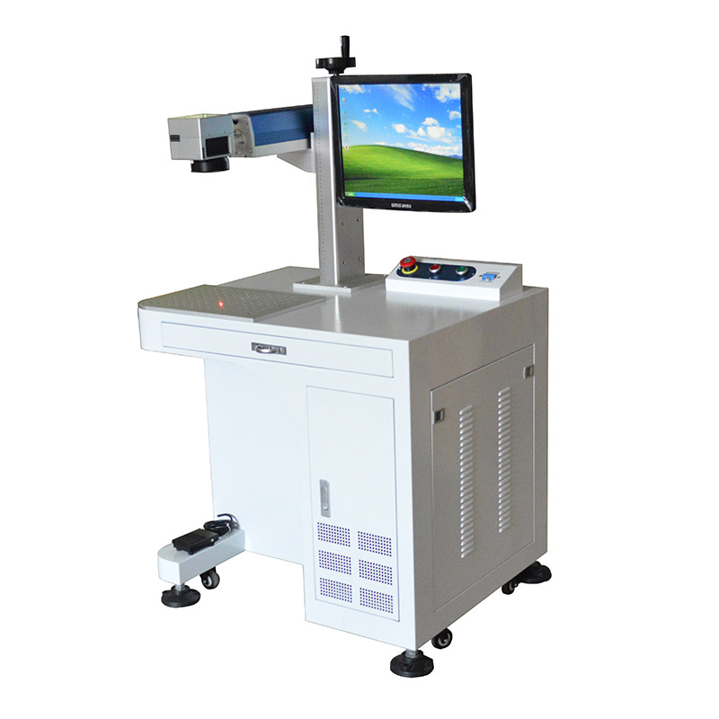 20W Fiber Laser Marking Machine MT-F20