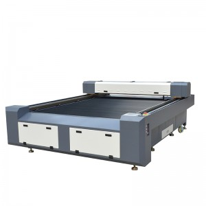 Flat Bed Co2 Laser Cutting System MT-2315