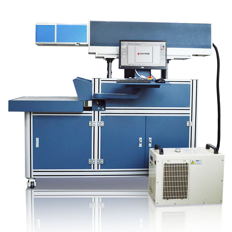 Co2 3 Axis Laser Marking Engraving Machine Equipment