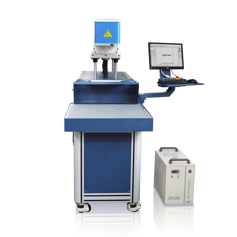 Co2 3 Axis Laser Marking Engraving Machine System