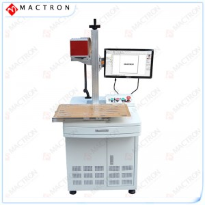 Co2 Metal Tube Laser Marking Machine Systems
