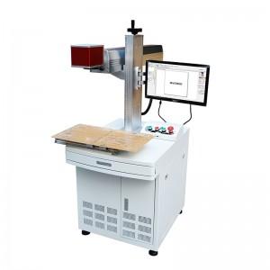Co2 Metal Tube Laser Marking System
