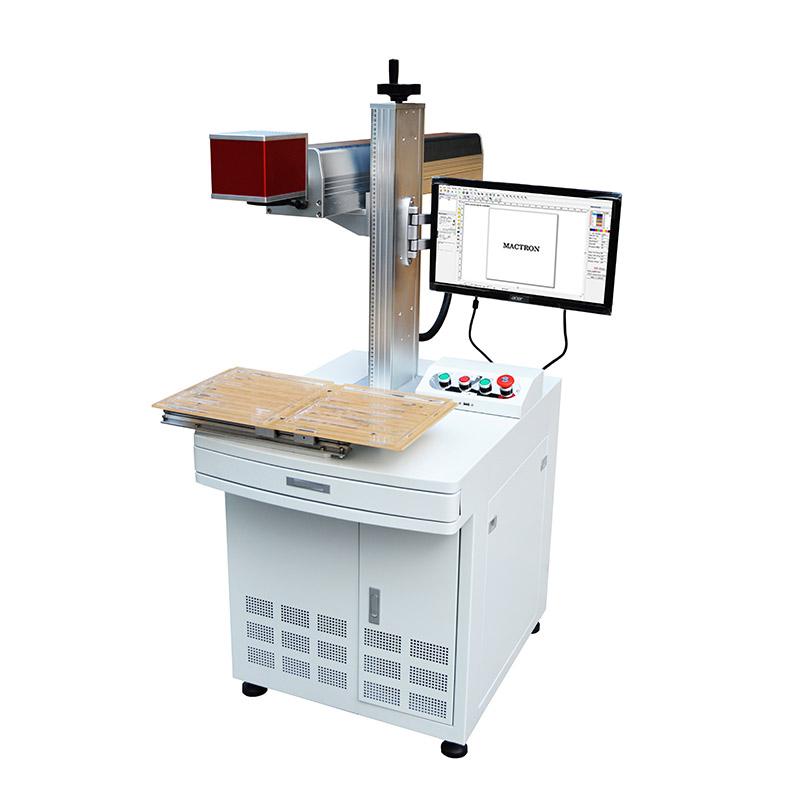 rf tube co2 laser marking machine mactron tech. Black Bedroom Furniture Sets. Home Design Ideas