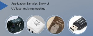 Application Samples Show of UV Laser Marking Machine