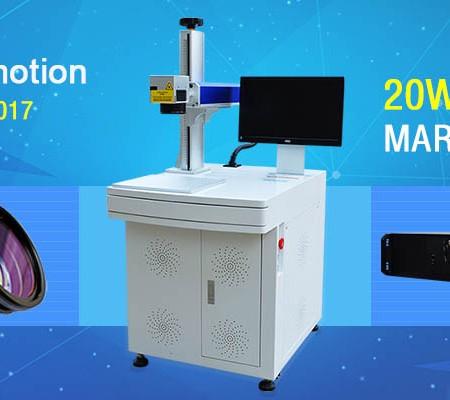 20W Fiber Laser Marker Mactron Promotions