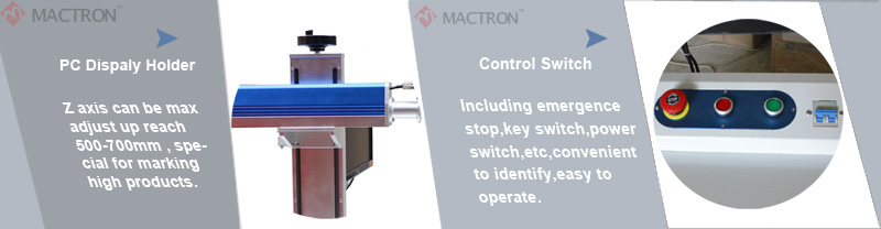 20w fiber laser marking machine details introduction2