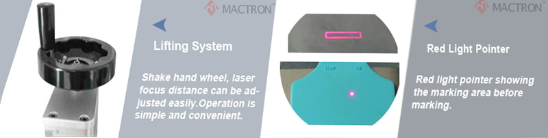 20w fiber laser marking machine details introduction3