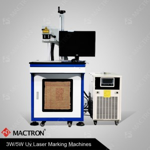 3W UV Laser Marking Machine System