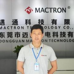 Jian Liu of Mactron Tech