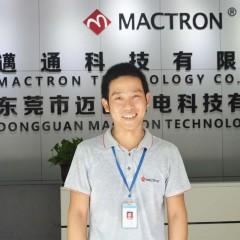 Chunping Xu of Mactron Tech