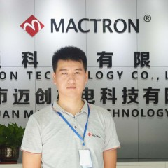 Cong Lee of Mactron Tech