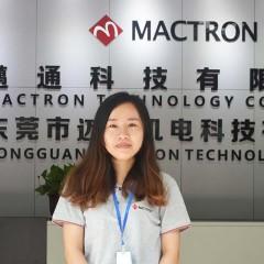 Echo Fu of Mactron Tech