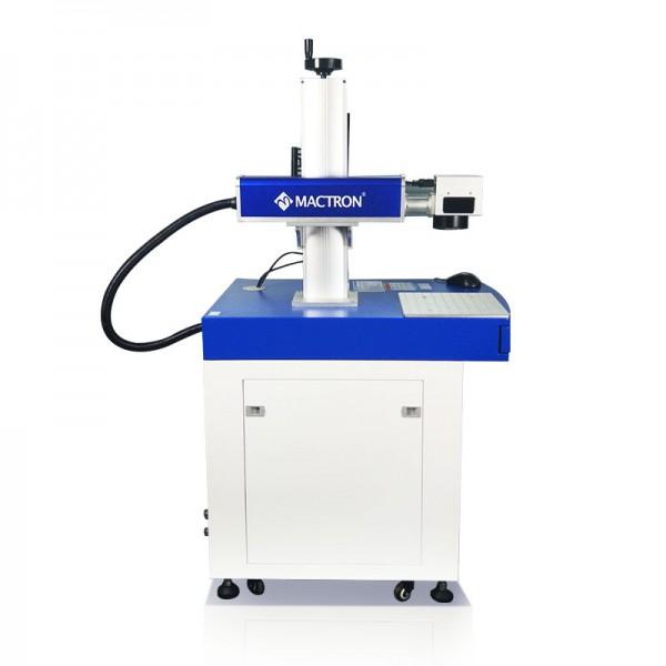 Fiber Laser Marker Side View