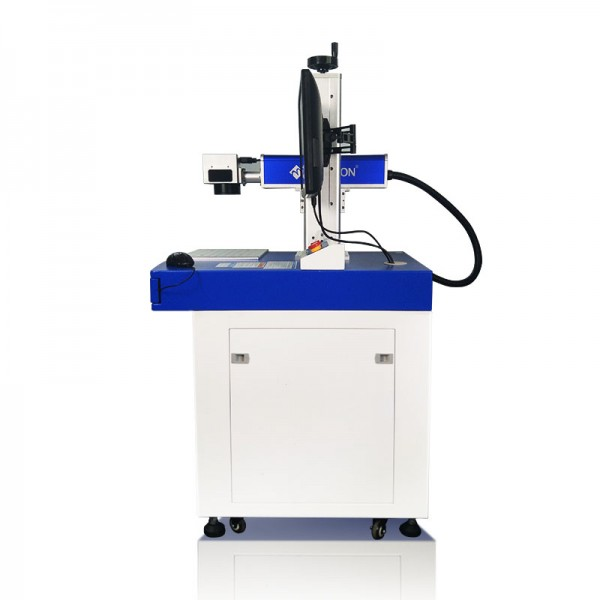 Fiber Laser Marker Side View2