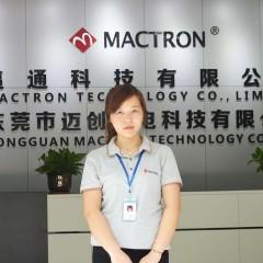 Jiayuan Wen of Mactron Tech