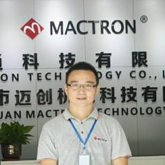 John Lv of Mactron Technology Company