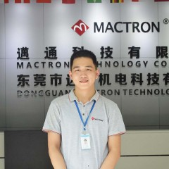 Linfeng Chen of Mactron Tech