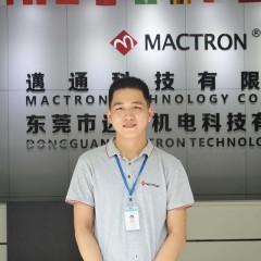 Linfeng Chen of Mactron Tech