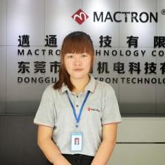 Lisa Deng of Mactron Tech