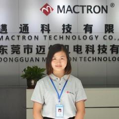 Melissa Huang of Mactron Tech