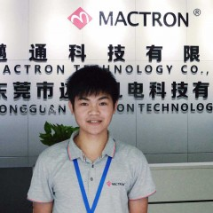 Micheal Qiu of Mactron Technology