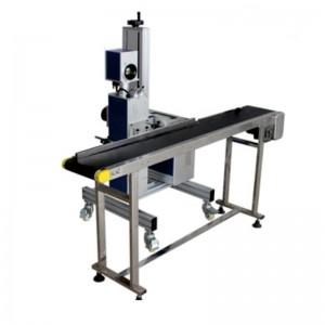 Online Co2 Laser Marking Printing Machine System
