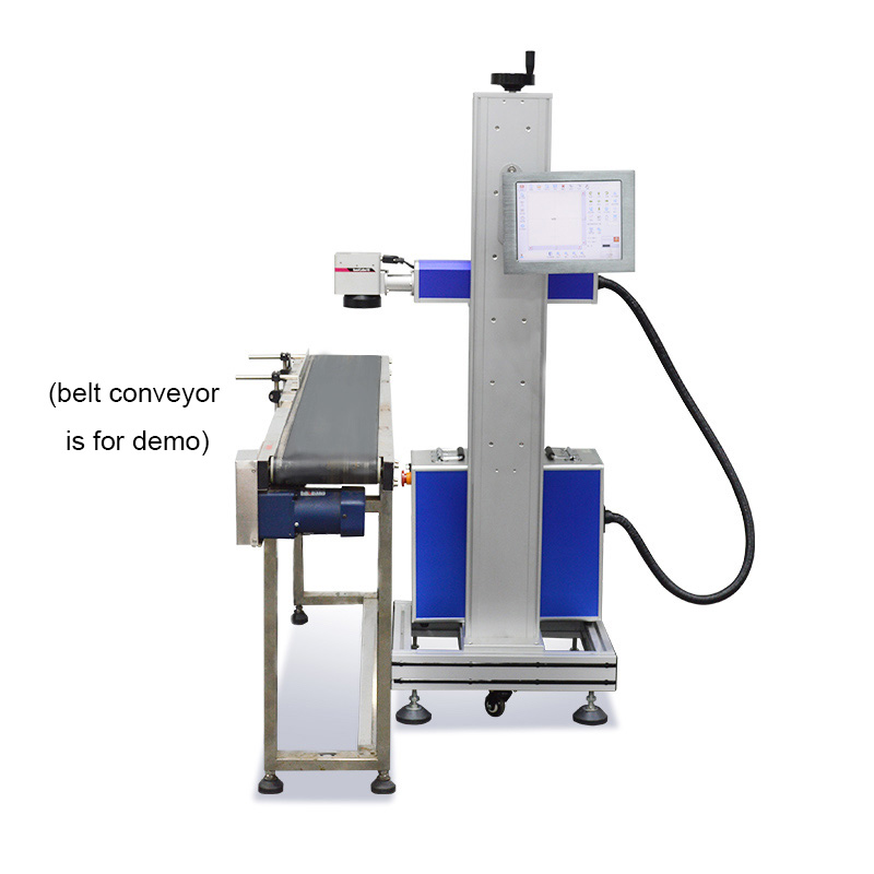 Fiber Laser Printing Machine System
