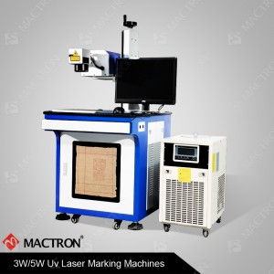 UV Laser Marking Machine 3W