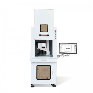 UV Laser Marking Machine System