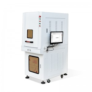 UV Laser Marking System Equipment