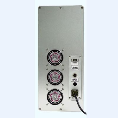 Air Cooling Vent Design of Integrated Fiber Laser