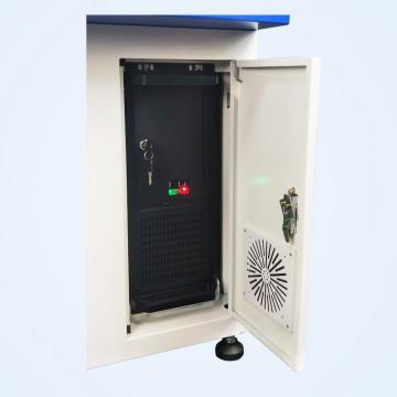 Computer System of Laser Fiber Marker