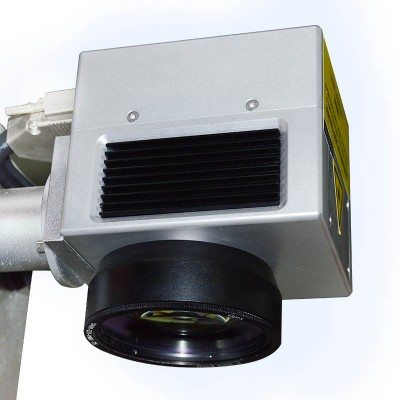 Galvo Scanner and F-theta Lens of Integrated Fiber Maker