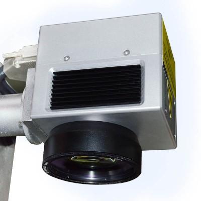 Galvo Scanner and F-theta Lens of Integrated Fiber Maker