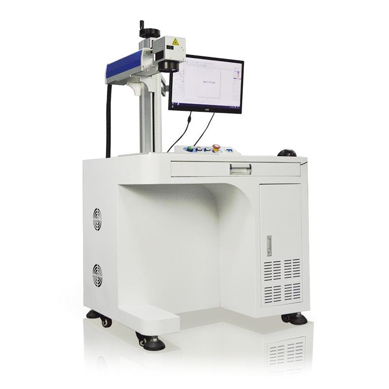 Mactron Fiber Laser Marking Machine System 20W