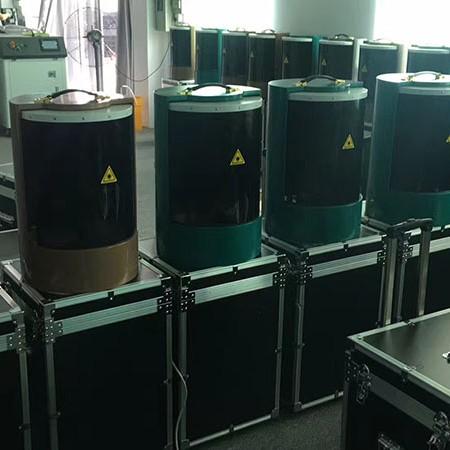 Mactron Small Fiber Laser Marking Machine System