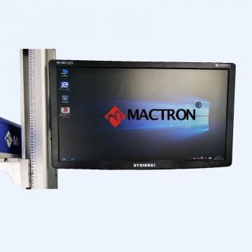 Monitor of Fiber Laser Marker System