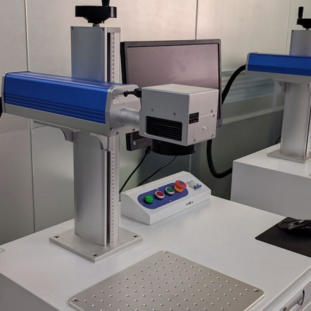 20W Fiber Laser Marker and 30W Fiber Marker