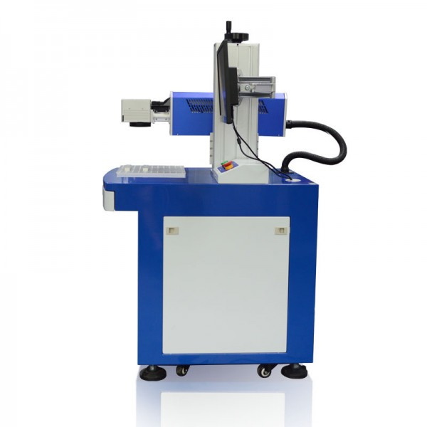 30W Co2 RF Tube Fiber Laser Marker Side view